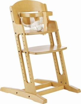 Baby Dan, DanChair, Krzesełko do karmienia, Naturalne-Baby Dan