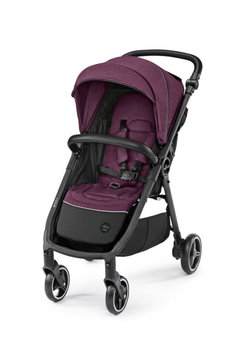 Baby Design, Look, Wózek spacerowy, Violet-Baby Design