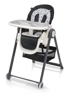 Baby Design, Penne, Krzesełko do karmienia, Black-Baby Design