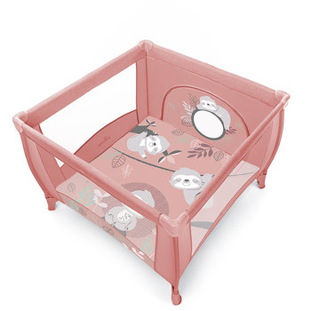 Baby Design, Play, Kojec dziecięcy, Pink-Baby Design