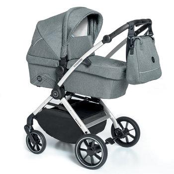 Baby Design, Smooth, Wózek wielofunkcyjny, Gray-Baby Design