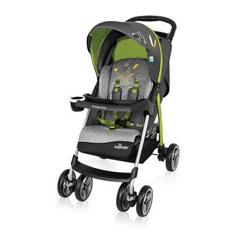 Baby Design, Walker Lite, Wózek spacerowy, Green-Baby Design