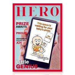 Baby Foto Ramka - HERO (EN) Baby Gadgets-Baby Gadgets