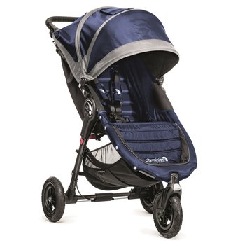 Baby Jogger, City Mini GT, Wózek spacerowy, Cobalt/Grey - Baby Jogger