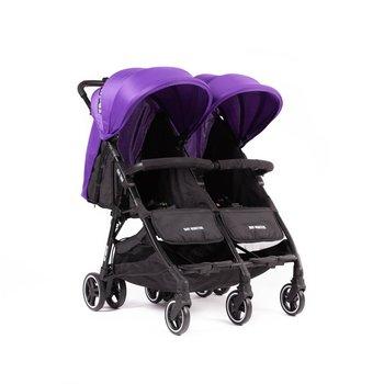 Baby Monsters, Kuki Twin, Wózek bliźniaczy, Purple-Baby Monsters