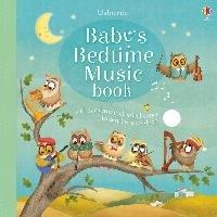 Baby's Bedtime Music Book-Taplin Sam