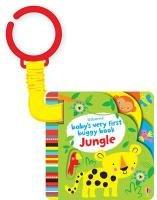 Baby's Very First Buggy Book Jungle-Watt Fiona