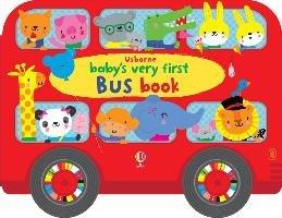 Baby's Very First Bus Book-Watt Fiona