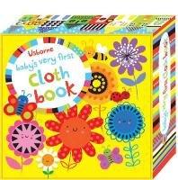 Baby's Very First Cloth Book 2-Watt Fiona