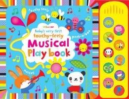 Baby's Very First Musical Play Book-Watt Fiona