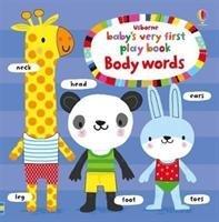 Baby's Very First Playbook Body Words-Watt Fiona