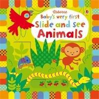 Baby's Very First Slide and See Animals-Watt Fiona
