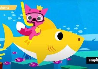 Baby Shark – najsłynniejszy rekin świata. Skąd jego fenomen?