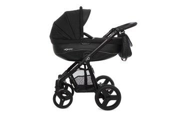 BabyActive, Mommy Black Magic, Wózek wielofunkcyjny, 2w1-BabyActive