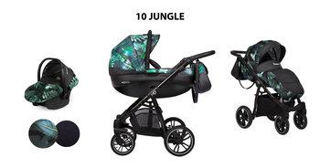 BabyActive, Mommy, Wózek wielofunkcyjny, Jungle, 3w1-BabyActive