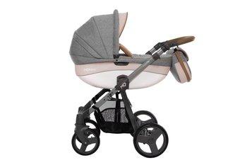 BabyActive, Mommy, Wózek Wielofunkcyjny, Pinky, 2w1-BabyActive