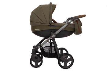 BabyActive, Mommy, Wózek wielufunkcyjny, Khaki, 2w1-BabyActive