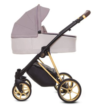 BabyActive, Musse, Wózek wielofunkcyjny, Ultra Pastel, 2w1-BabyActive
