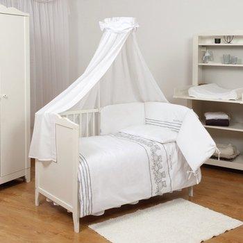BabyMatex, Bianco, Pościel 100x135 cm, komplet 3-elementowy, Twins-BabyMatex