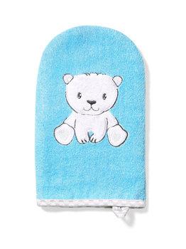 BabyOno, Myjka do kąpieli dla dzieci i niemowląt, Bambusowa-BabyOno
