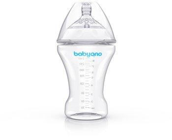 BabyOno, Natural Nursing, Butelka, 260 ml-BabyOno