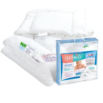 Babys Zone, Kołderka z poduszką dla dziecka, Aegis Active Hygiene, 100x135 cm-Babys Zone
