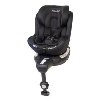 BabySafe, Alaskan 360, Fotelik samochodowy, 0-18 kg, Black-BabySafe