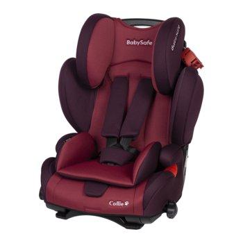BabySafe, Collie, Fotelik samochodowy, 9-36 kg, Pink Violet-BabySafe