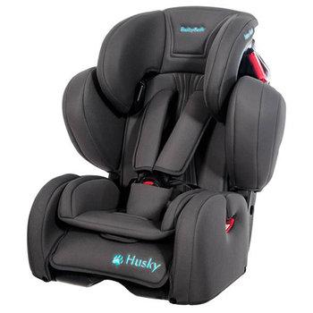 BabySafe, Husky Limited, Fotelik samochodowy, 9-36 kg, Black-BabySafe