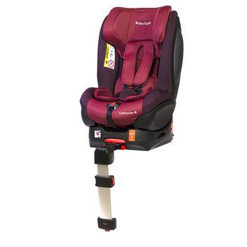BabySafe, Schnauzer, Fotelik samochodowy, 0-18 kg, Fioletowy