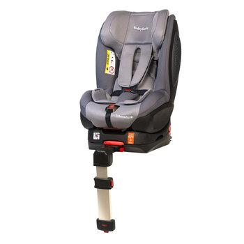 BabySafe, Schnauzer, Fotelik samochodowy, 0-18 kg, Szary