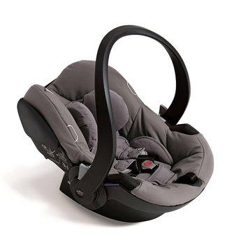 Babyzen, BeSafe iZi Go Modular, Fotelik samochodowy + adaptery, Szary-Babyzen