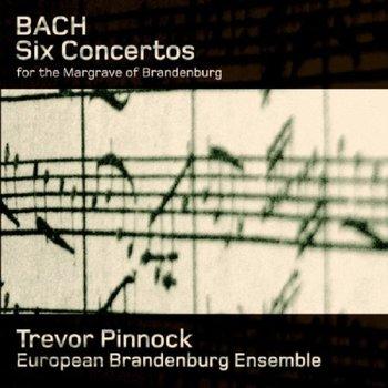 Bach: Brandenburg Concertos-European Brandenburg Ensemble, Pinnock Trevor