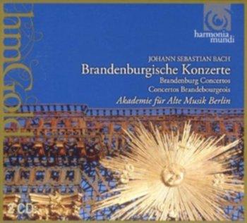 Bach Brandendenburgische Konzerte-Akademie fur Alte Musik Berlin
