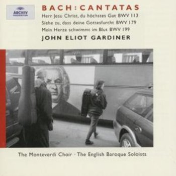 Bach: Cantatas BWV 199, 179 & 113-Gardiner John Eliot