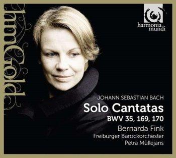 Bach: Cantatas For Alto Bernarda Fink-Fink Bernarda, Freiburger Barockorchester