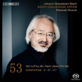Bach: Cantatas. Volume 53: BWV 97, 177, 9-Blazikova Hana, Blaze Robin, Turk Gerd, Kooij Peter, Bach Collegium Japan