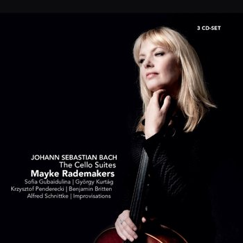 Bach: Cello Suites-Rademakers Mayke