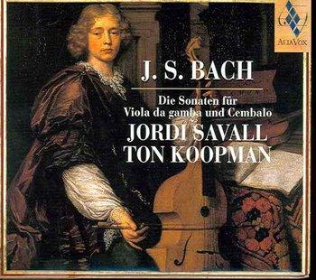 Bach: Die Sonaten Fur Viola da Gamba Und Cembalo-Savall Jordi