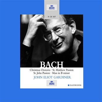 "J.S. Bach: St. John Passion, BWV 245 / Part Two - No.30 Aria (Alt): "" Es ist vollbracht "" - Michael Chance, Richard Campbell, English Baroque Soloists, John Eliot Gardiner"