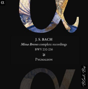 Bach: Missae Breves Complete Recordings - Pygmalion