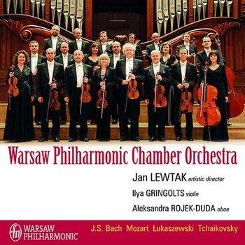 Bach, Mozart, Łukaszewski, Tchaikovsky-Orkiestra Kameralna Filharmonii Narodowej, Gringolts Ilya, Rojek-Duda Aleksandra