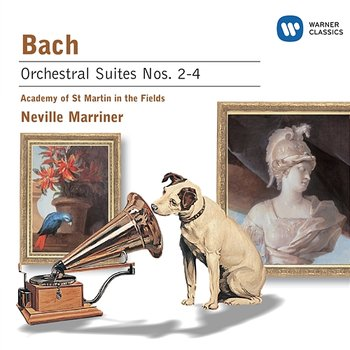 Bach: Orchestral Suite Nos 2-4-Sir Neville Marriner, Academy of St Martin-in-the-Fields