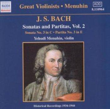 Bach: Sonatas and Partitas. Volume 2-Menuhin Yehudi