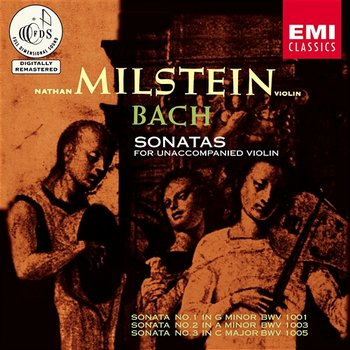 J.S. Bach: II. Fuga (Allegro) - Nathan Milstein