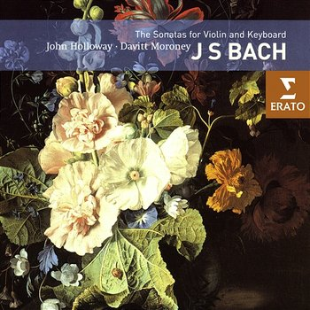 Bach - Sonatas for Violin & Keyboard - John Holloway, Susan Sheppard, Davitt Moroney