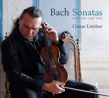 Bach: Sonatas-Letzbor Gunar