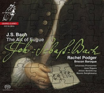 Bach. The Art of Fugue Podger - Podger Rachel
