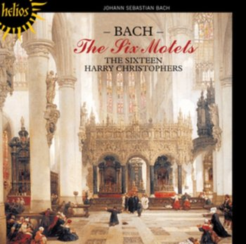 Bach: The Six Motets-The Sixteen