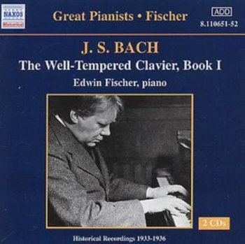 Bach: The Well-Tempered Clavier, Bk.1 - Fischer Edwin